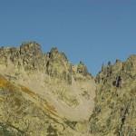 Vistas de la cara sur de la Sierra de Gredos