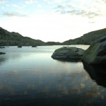Amanecer en la Laguna Grande de Gredos