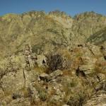 Cara sur de Gredos desde las Hiruelas
