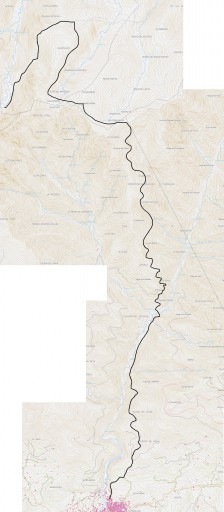 Segunda jornada de la ruta del vagabundo